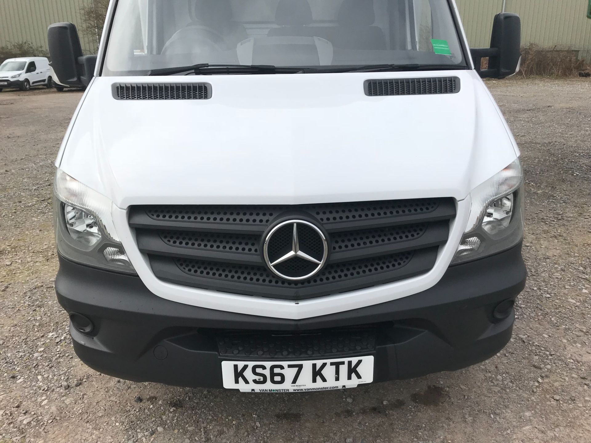 2017 Mercedes-Benz Sprinter 314 LWB LUTON EURO 6 With Tail Lift (KS67KTK) Image 13