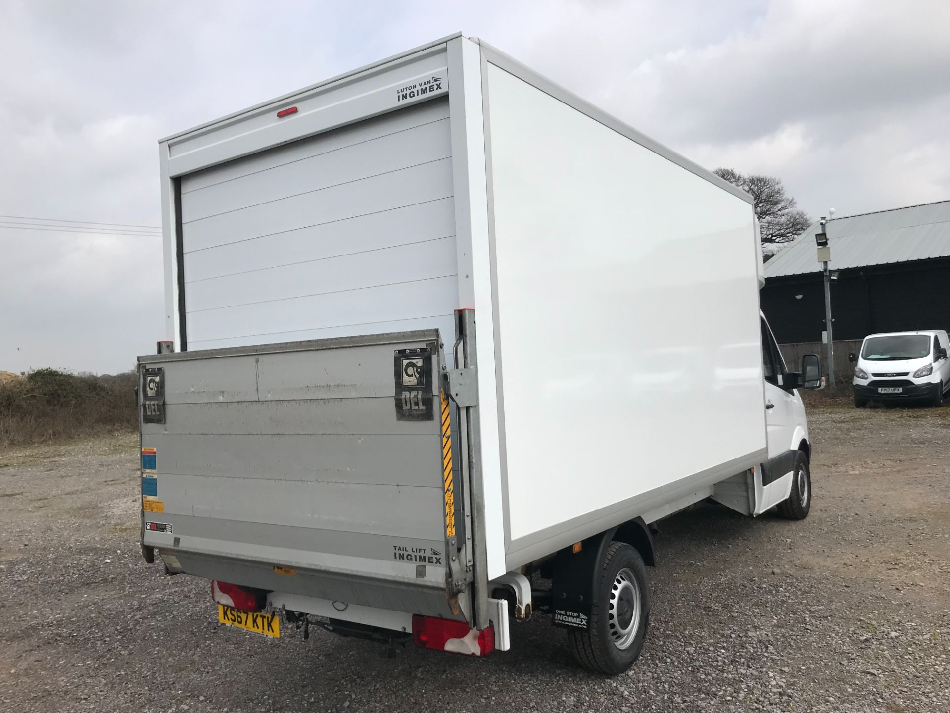 2017 Mercedes-Benz Sprinter 314 LWB LUTON EURO 6 With Tail Lift (KS67KTK) Image 6