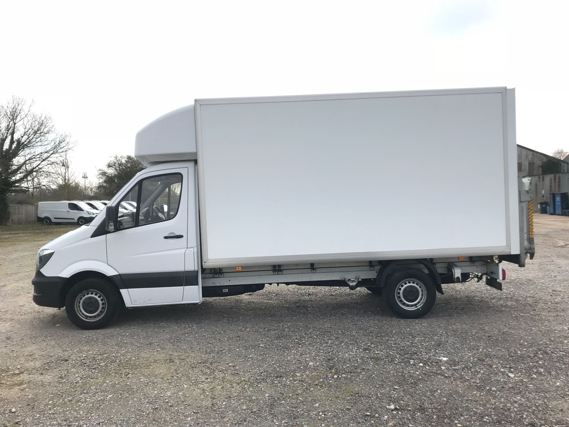 2017 Mercedes-Benz Sprinter 314 LWB LUTON EURO 6 With Tail Lift (KS67KTK) Image 7