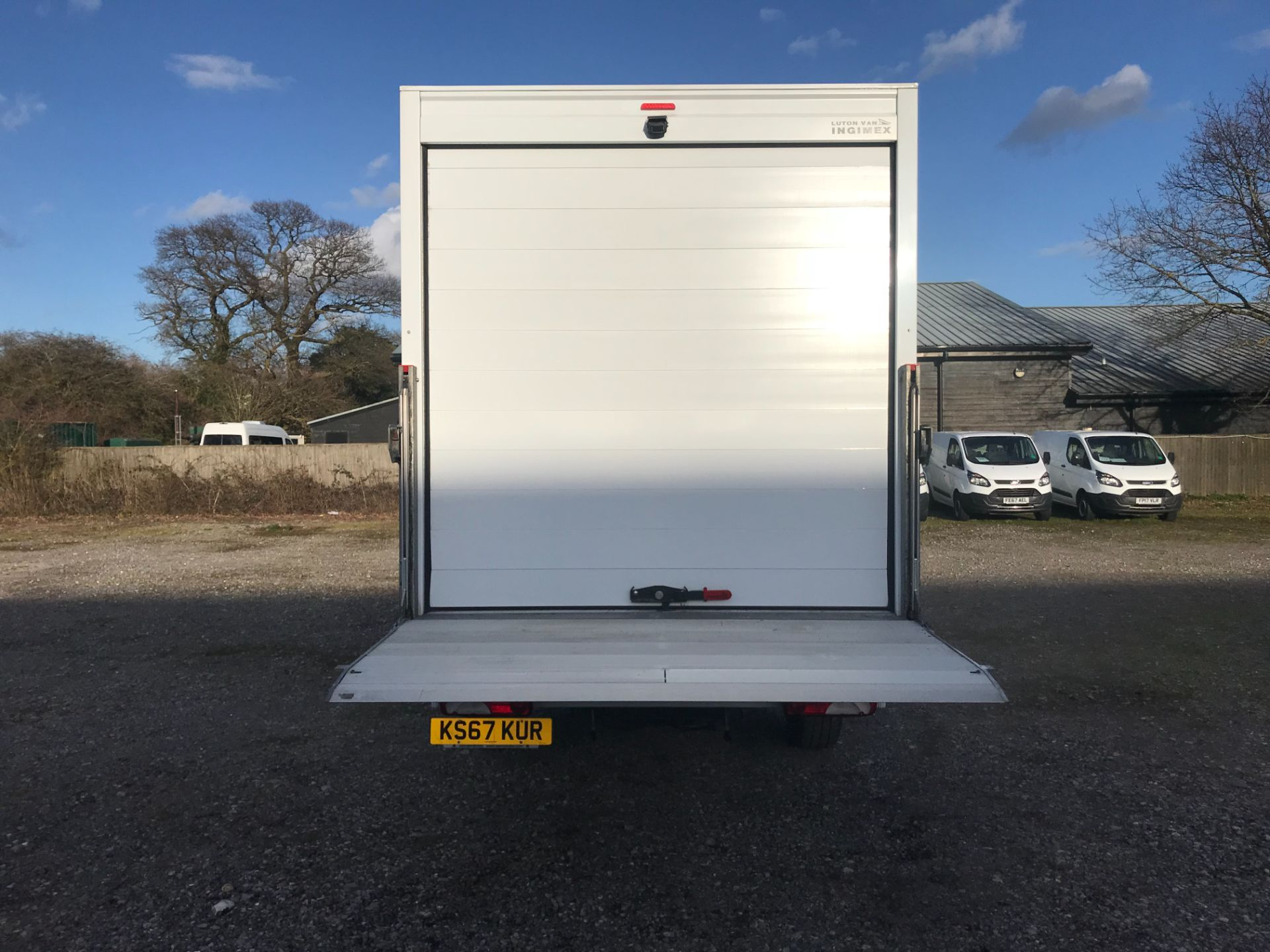 2018 Mercedes-Benz Sprinter 314 LWB LUTON EURO 6 With Tail Lift (KS67KUR) Thumbnail 33