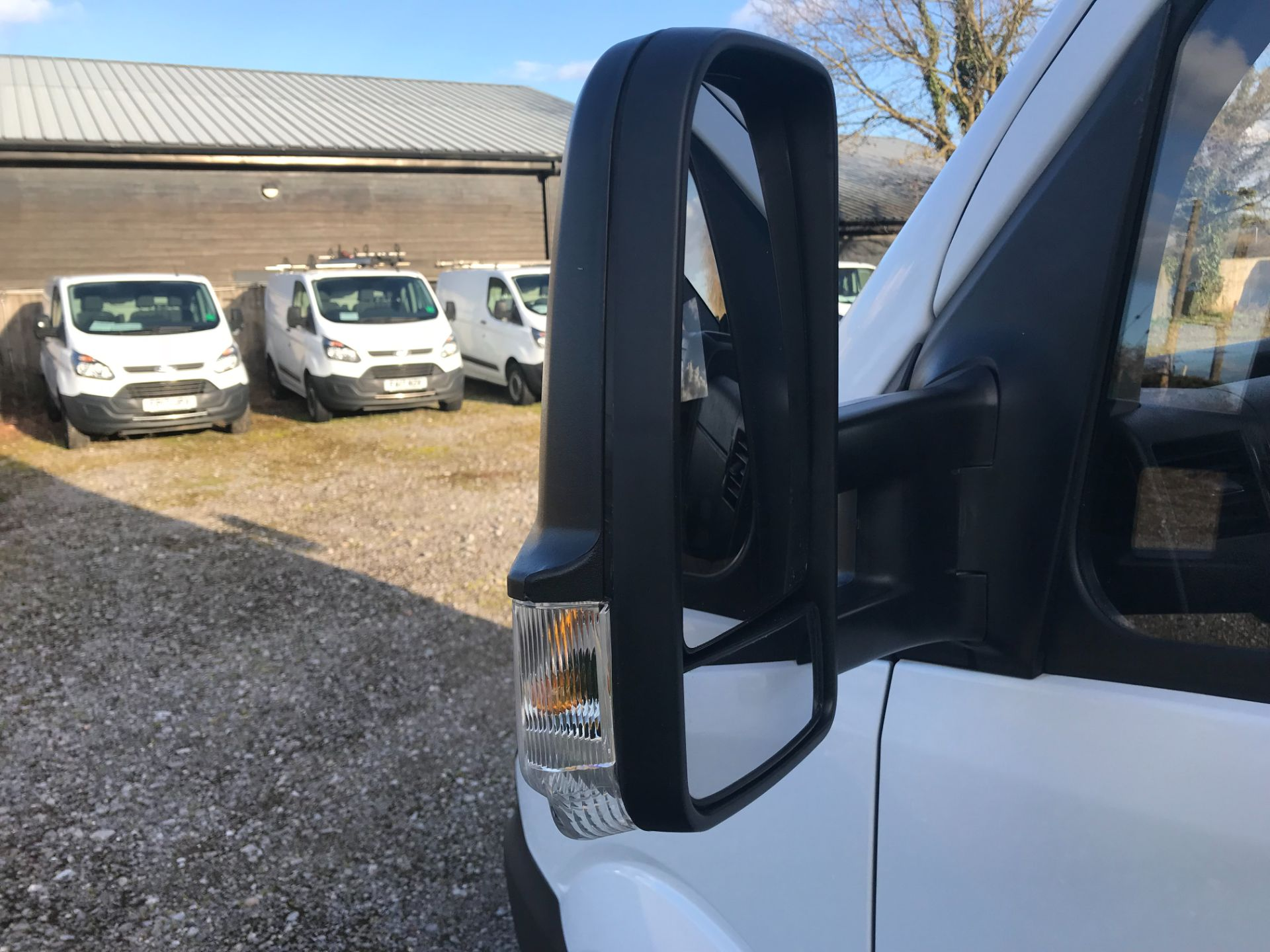 2018 Mercedes-Benz Sprinter 314 LWB LUTON EURO 6 With Tail Lift (KS67KUR) Image 26