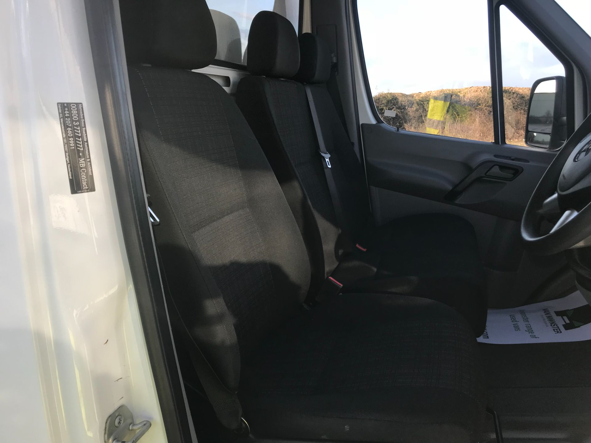 2018 Mercedes-Benz Sprinter 314 LWB LUTON EURO 6 With Tail Lift (KS67KUR) Thumbnail 14
