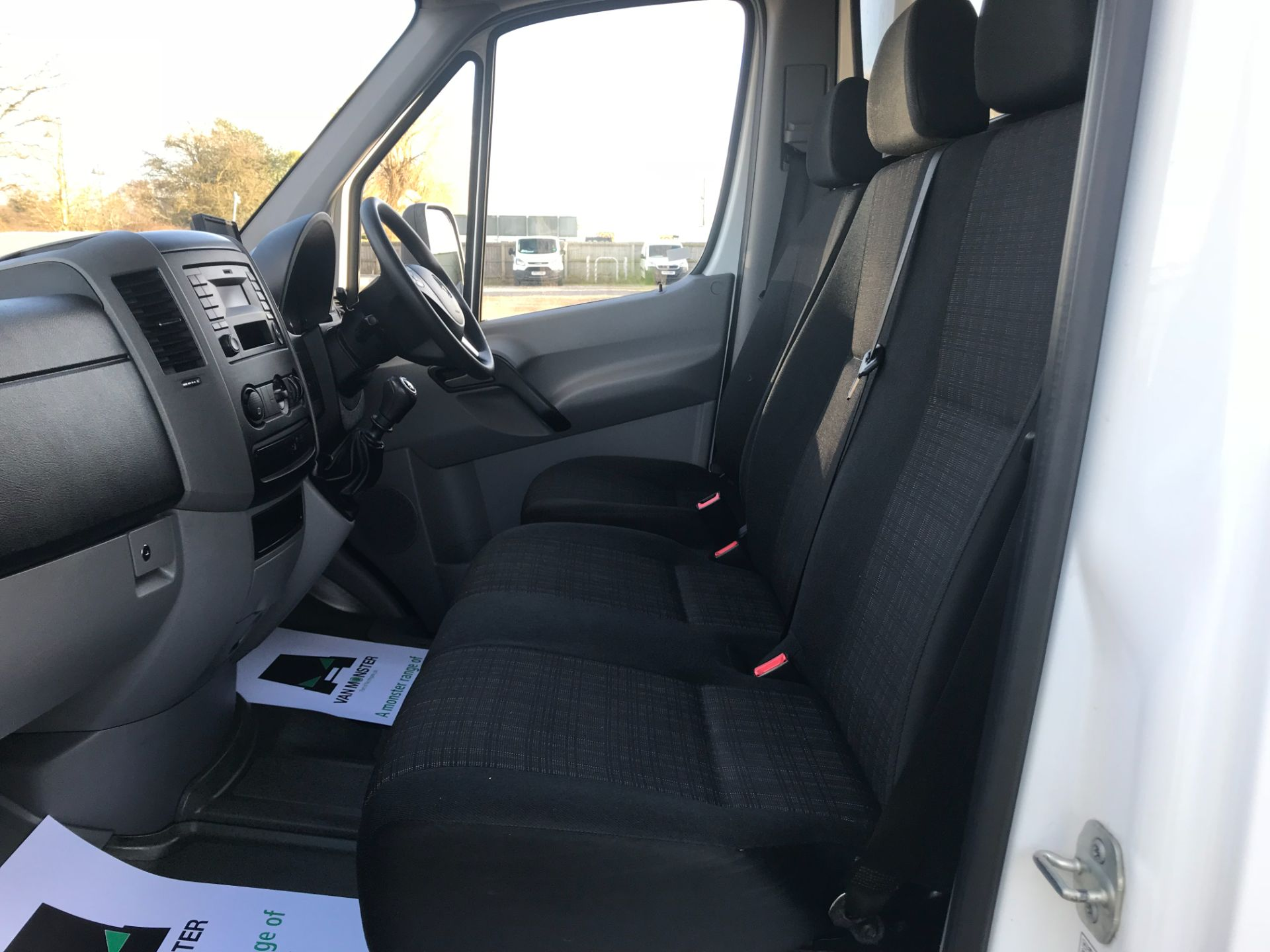 2018 Mercedes-Benz Sprinter 314 LWB LUTON EURO 6 With Tail Lift (KS67KUR) Thumbnail 10