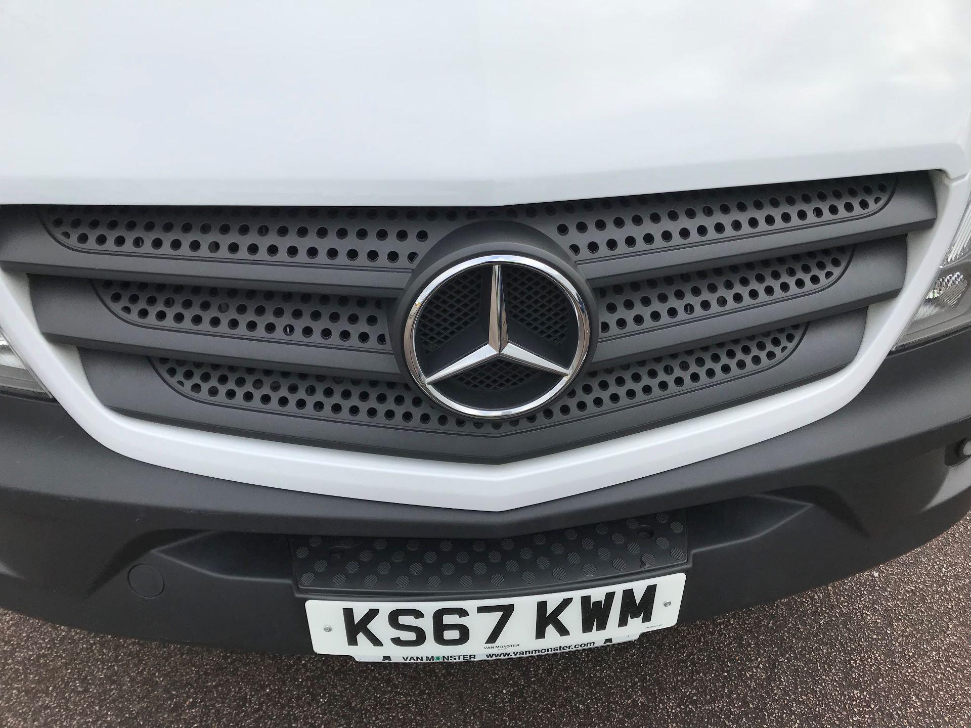 2017 Mercedes-Benz Sprinter  314 LWB H/R VAN EURO 6 (KS67KWM) Image 13