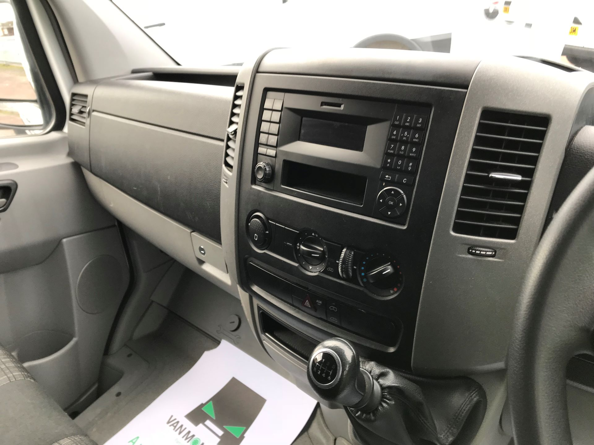 2017 Mercedes-Benz Sprinter  314 LWB H/R VAN EURO 6 (KS67KWM) Image 24