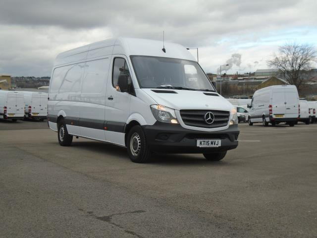 2015 Mercedes-Benz Sprinter 3.5T High Roof Van (KT15MVJ)