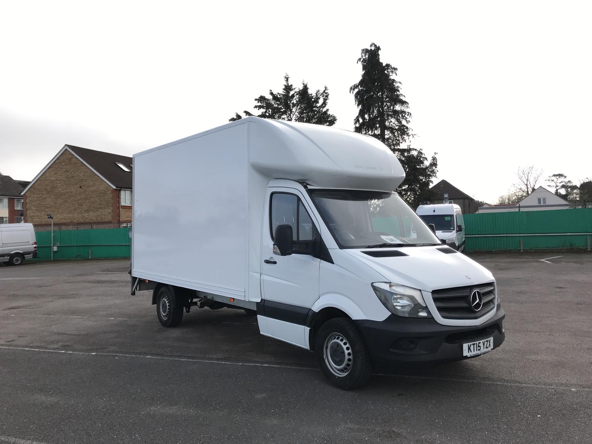 2015 Mercedes-Benz Sprinter  313 LWB LONG LUTON EURO 5 (KT15YZX)