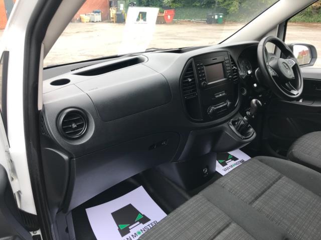 2017 Mercedes-Benz Vito 109 Cdi Van Euro 6 (KT17LVH) Image 25