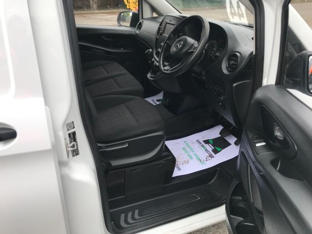 2017 Mercedes-Benz Vito 109 Cdi Van Euro 6 (KT17LVH) Image 10