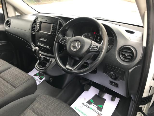 2017 Mercedes-Benz Vito 109 Cdi Van Euro 6 (KT17LVH) Image 11