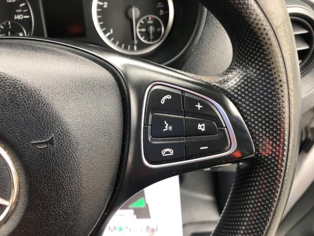 2017 Mercedes-Benz Vito 109 Cdi Van Euro 6 (KT17LVH) Image 16