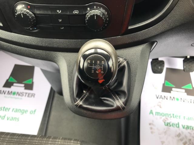 2017 Mercedes-Benz Vito 109 Cdi Van Euro 6 (KT17LVH) Image 23