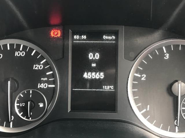 2017 Mercedes-Benz Vito 109 Cdi Van Euro 6 (KT17LVH) Image 9
