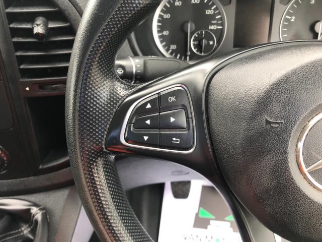 2017 Mercedes-Benz Vito 109 Cdi Van Euro 6 (KT17LVH) Image 15