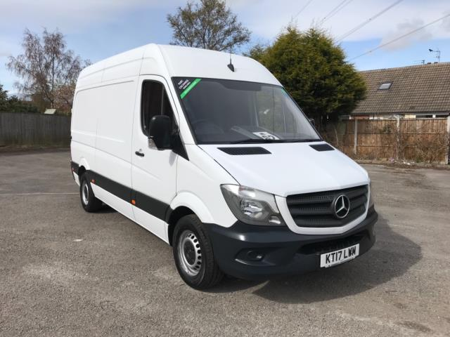 2017 Mercedes-Benz Sprinter 3.5T High Roof Van Euro 6 (KT17LWM)