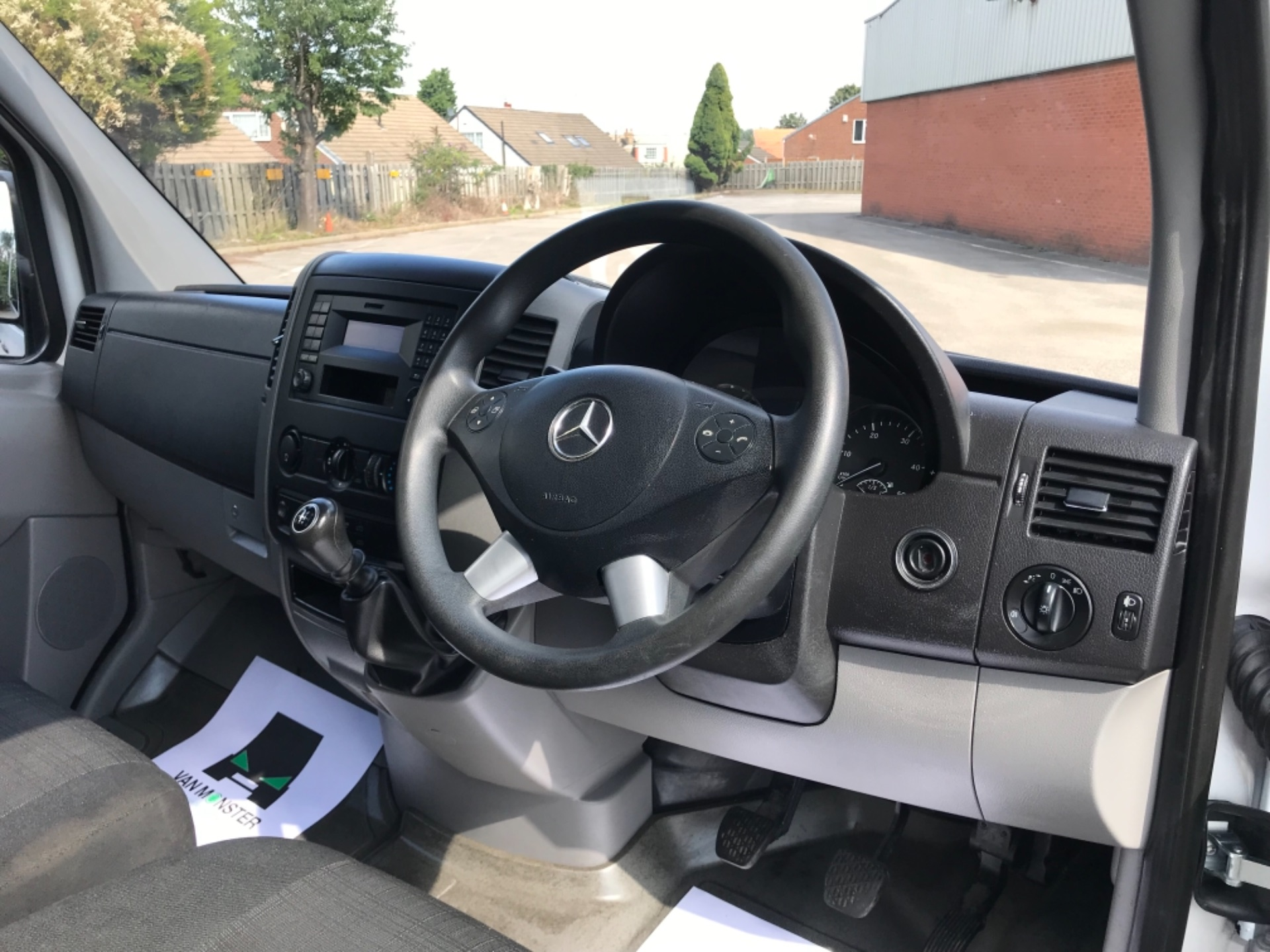 2017 Mercedes-Benz Sprinter 3.5T High Roof Van (KT17YJL) Image 11
