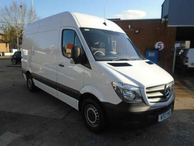 2017 Mercedes-Benz Sprinter 3.5T High Roof Van EURO 6 (KT17YKE)