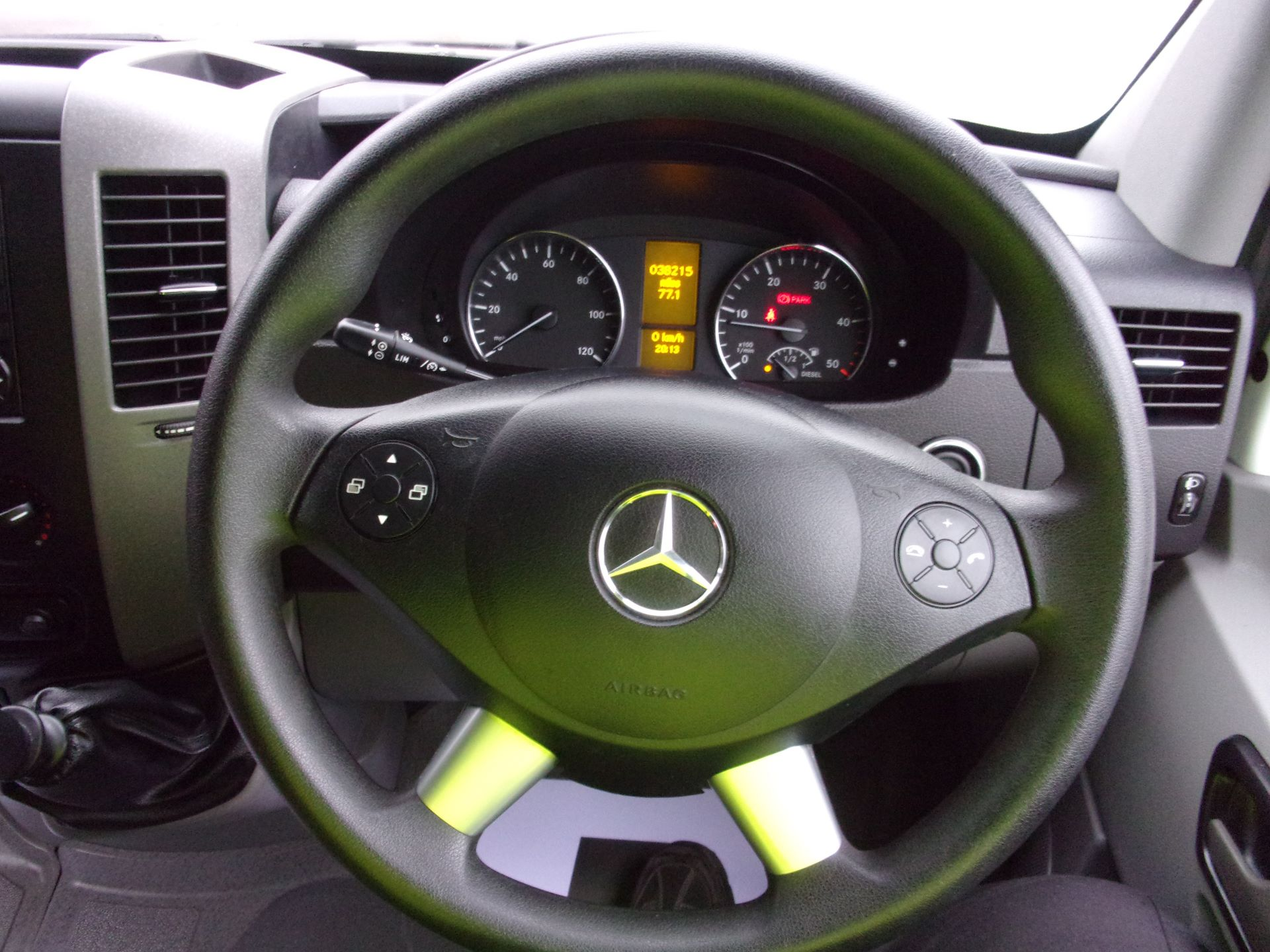 2017 Mercedes-Benz Sprinter 314 CDI MWB HIGH ROOF EURO 6 (KT17YKX) Image 5