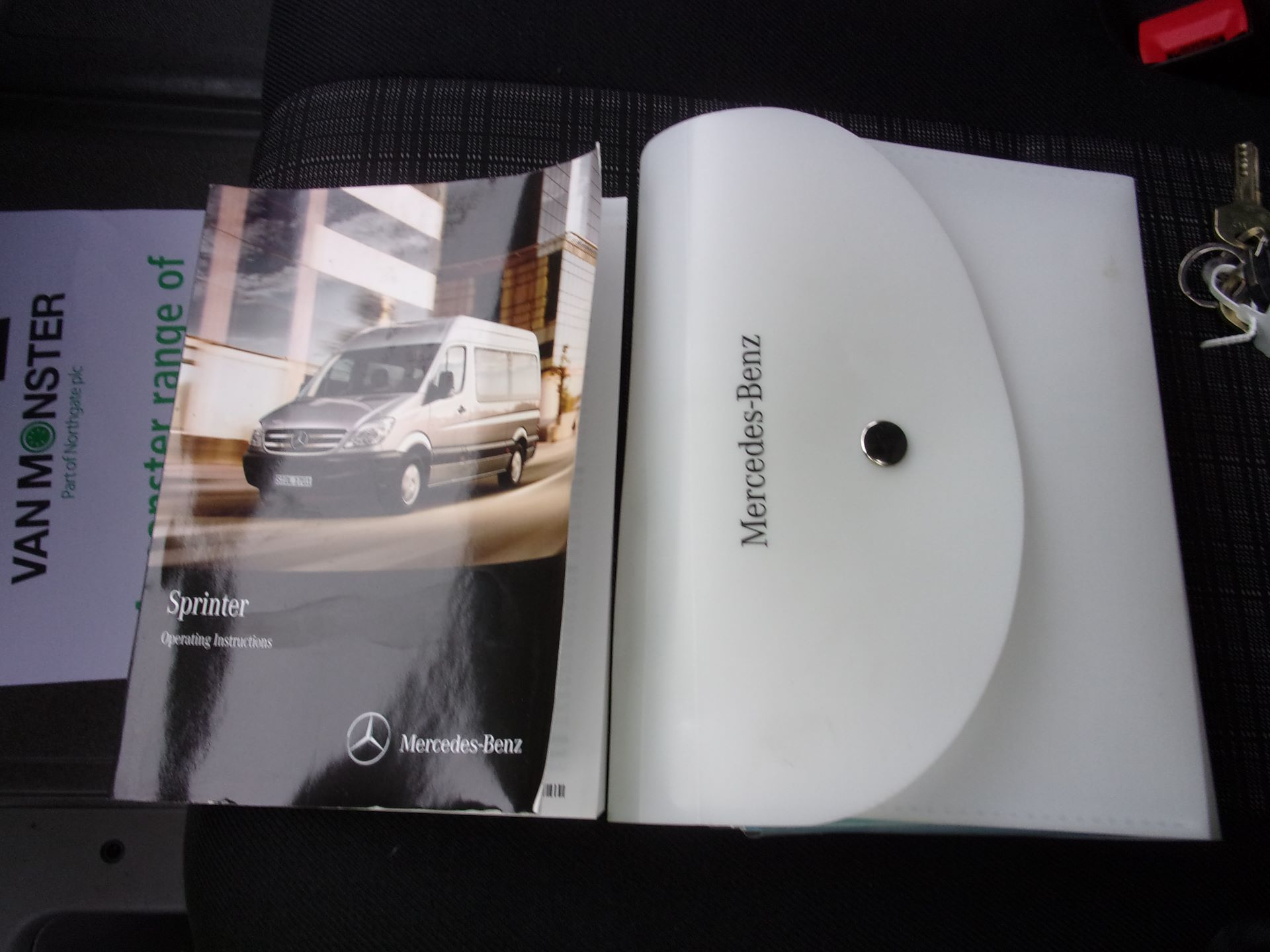 2017 Mercedes-Benz Sprinter 314 CDI MWB HIGH ROOF EURO 6 (KT17YKX) Image 23