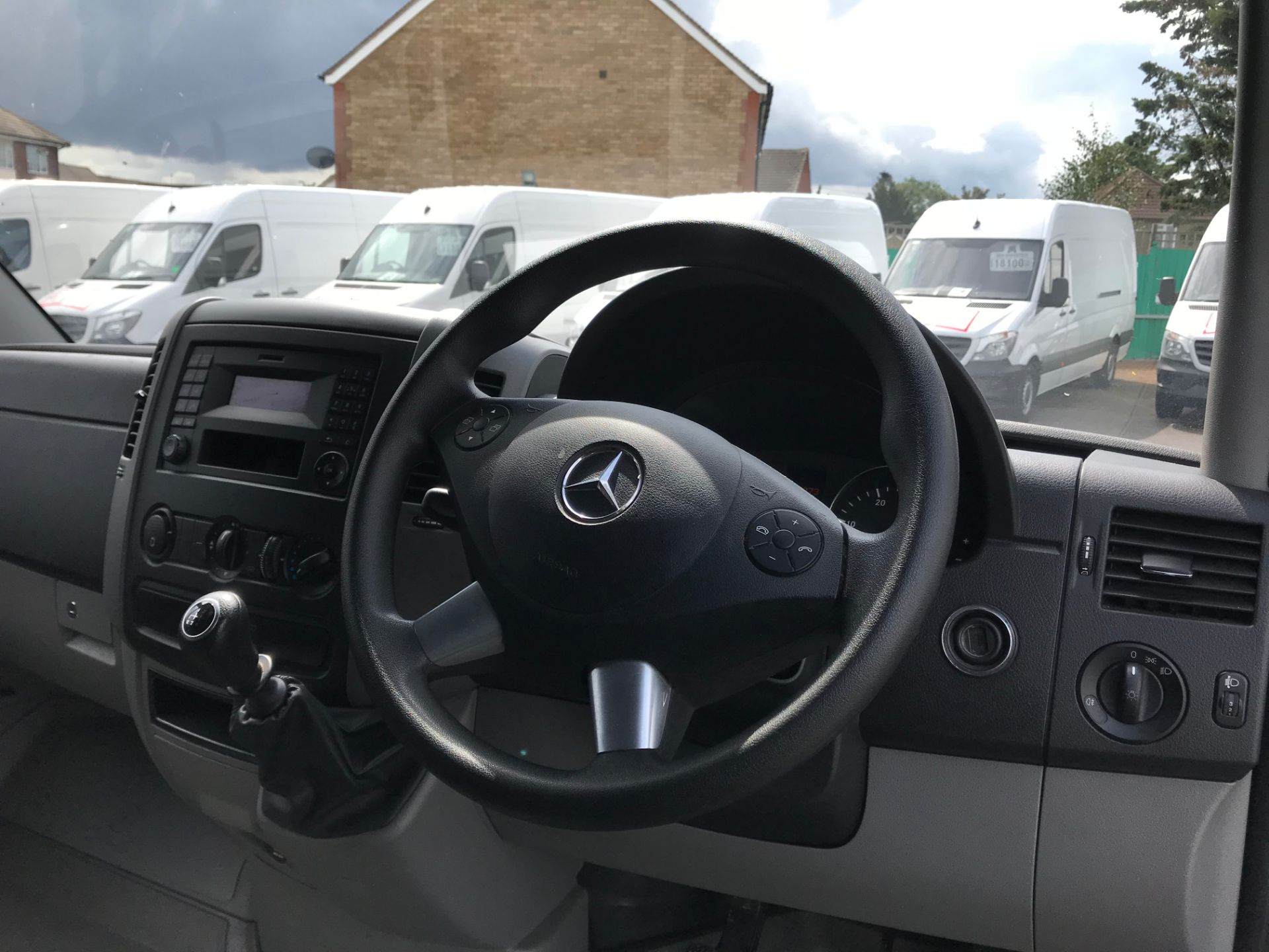 2017 Mercedes-Benz Sprinter  314 LWB H/R VAN EURO 6 *CONDITION REFLECTED IN PRICE* (KT17YLA) Image 21