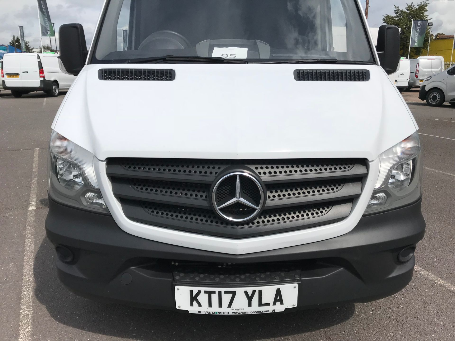 2017 Mercedes-Benz Sprinter  314 LWB H/R VAN EURO 6 *CONDITION REFLECTED IN PRICE* (KT17YLA) Image 12