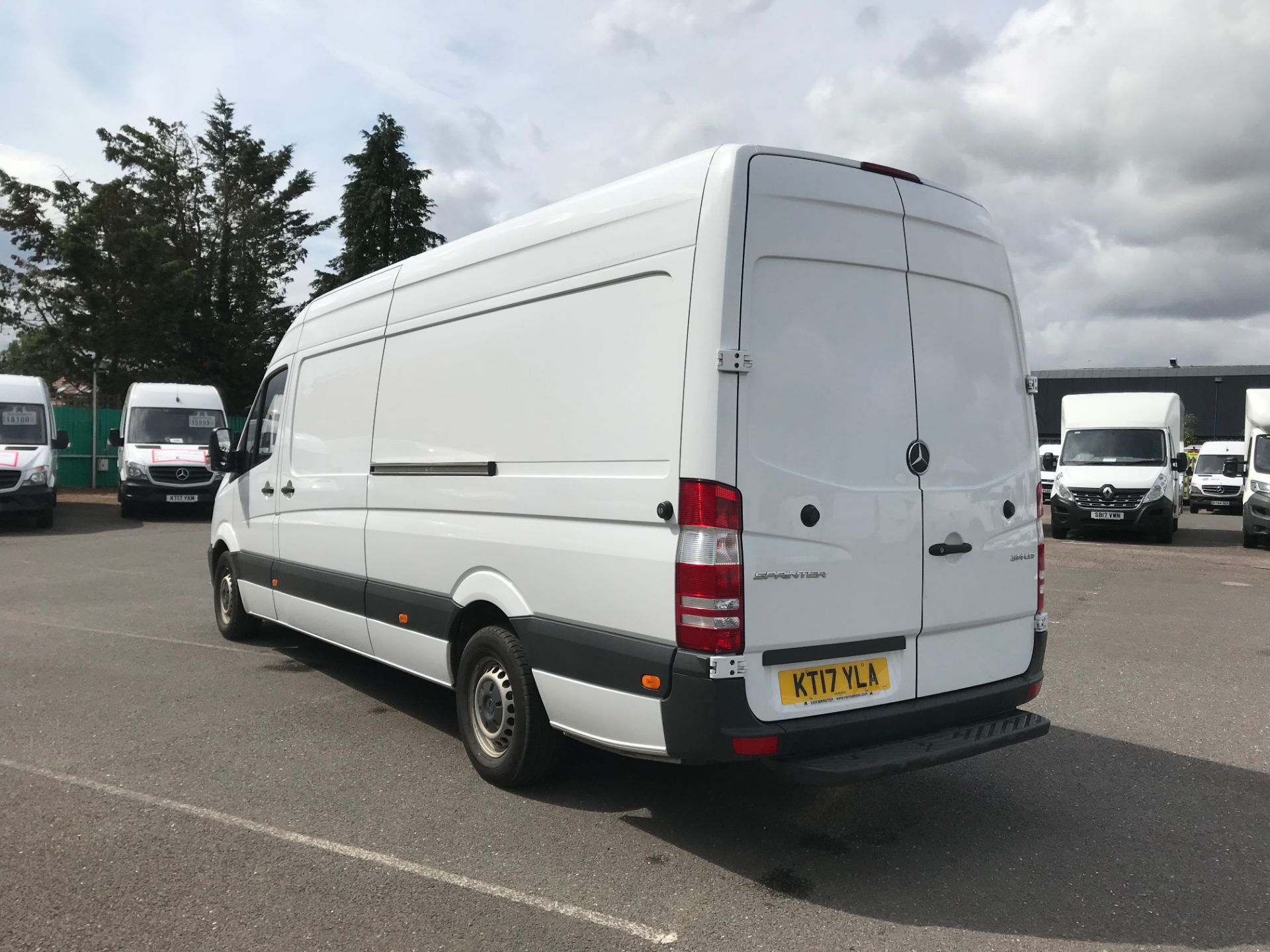 2017 Mercedes-Benz Sprinter  314 LWB H/R VAN EURO 6 *CONDITION REFLECTED IN PRICE* (KT17YLA) Image 5