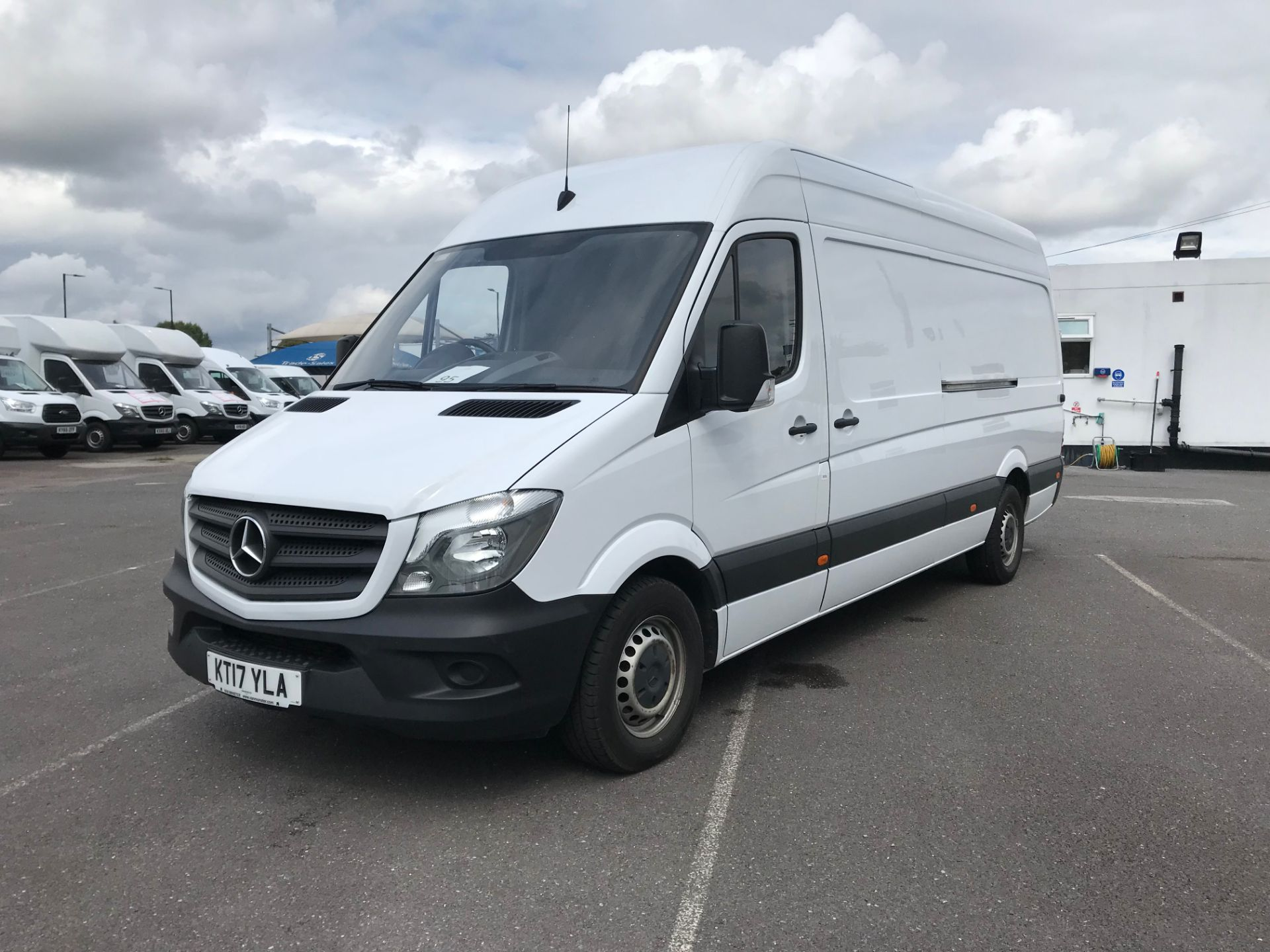 2017 Mercedes-Benz Sprinter  314 LWB H/R VAN EURO 6 *CONDITION REFLECTED IN PRICE* (KT17YLA) Image 2