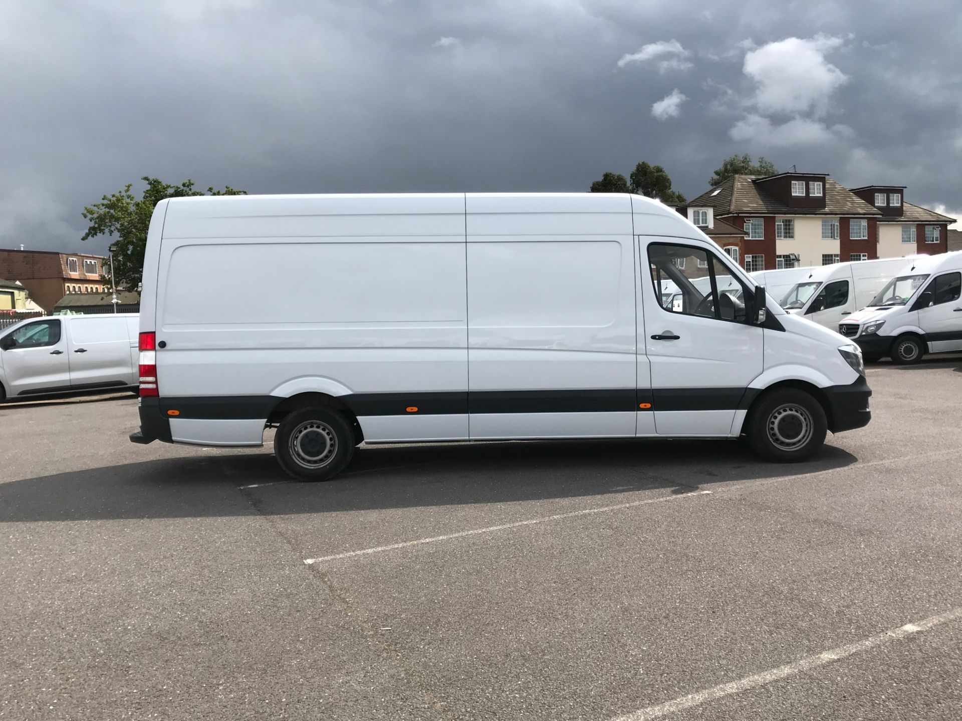 2017 Mercedes-Benz Sprinter  314 LWB H/R VAN EURO 6 *CONDITION REFLECTED IN PRICE* (KT17YLA) Image 8