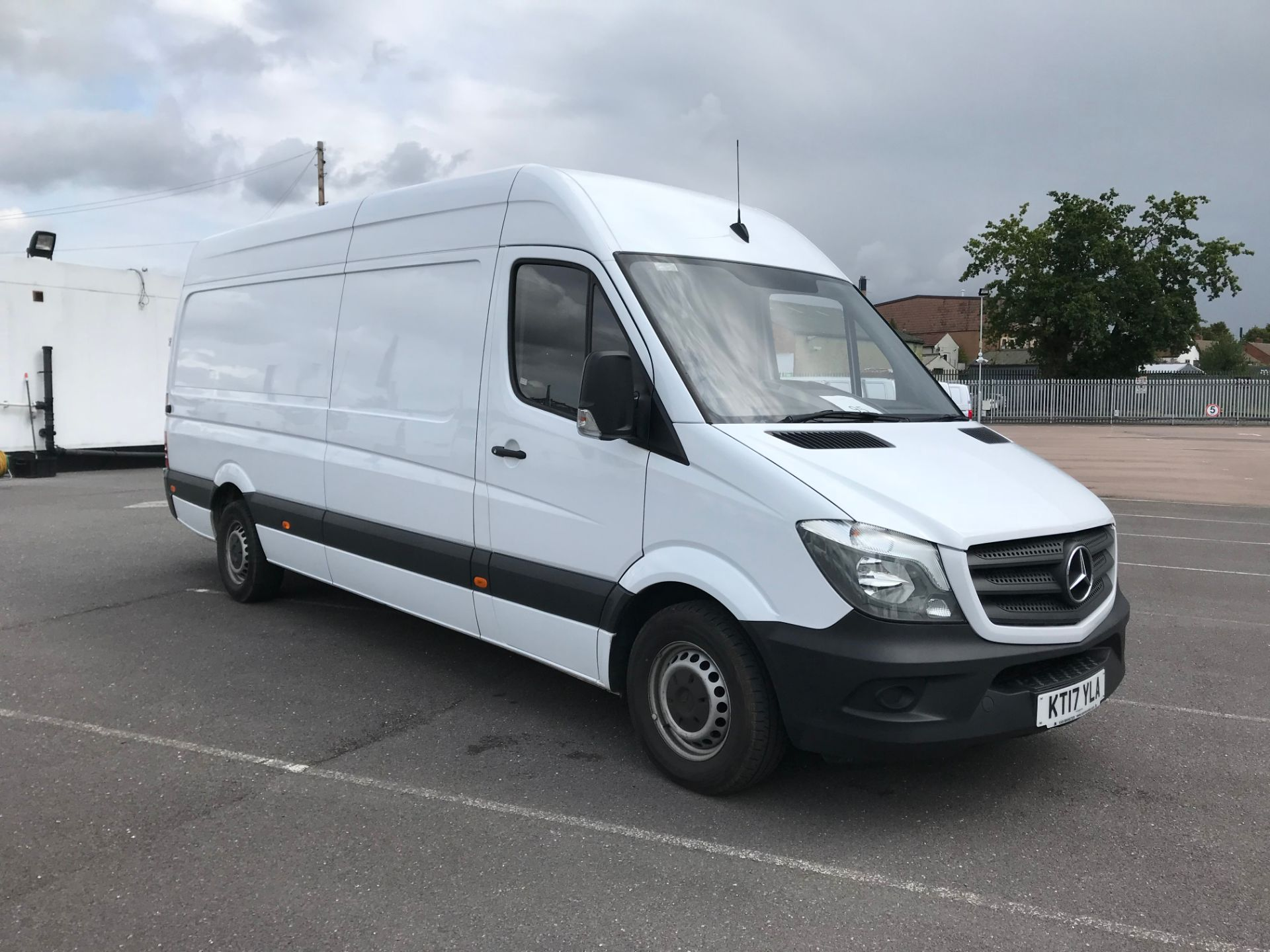 2017 Mercedes-Benz Sprinter  314 LWB H/R VAN EURO 6 *CONDITION REFLECTED IN PRICE* (KT17YLA) Image 1