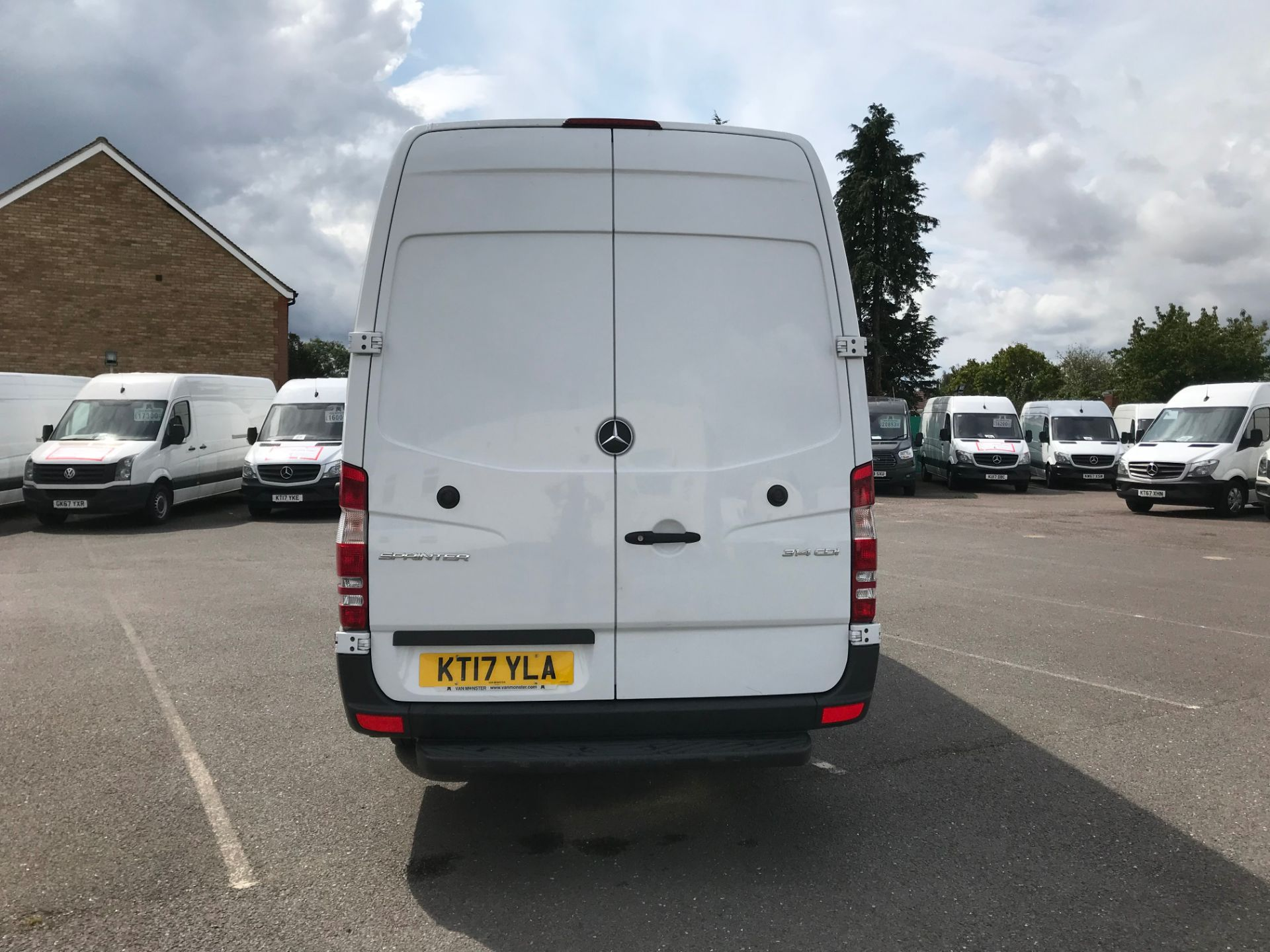 2017 Mercedes-Benz Sprinter  314 LWB H/R VAN EURO 6 *CONDITION REFLECTED IN PRICE* (KT17YLA) Image 6