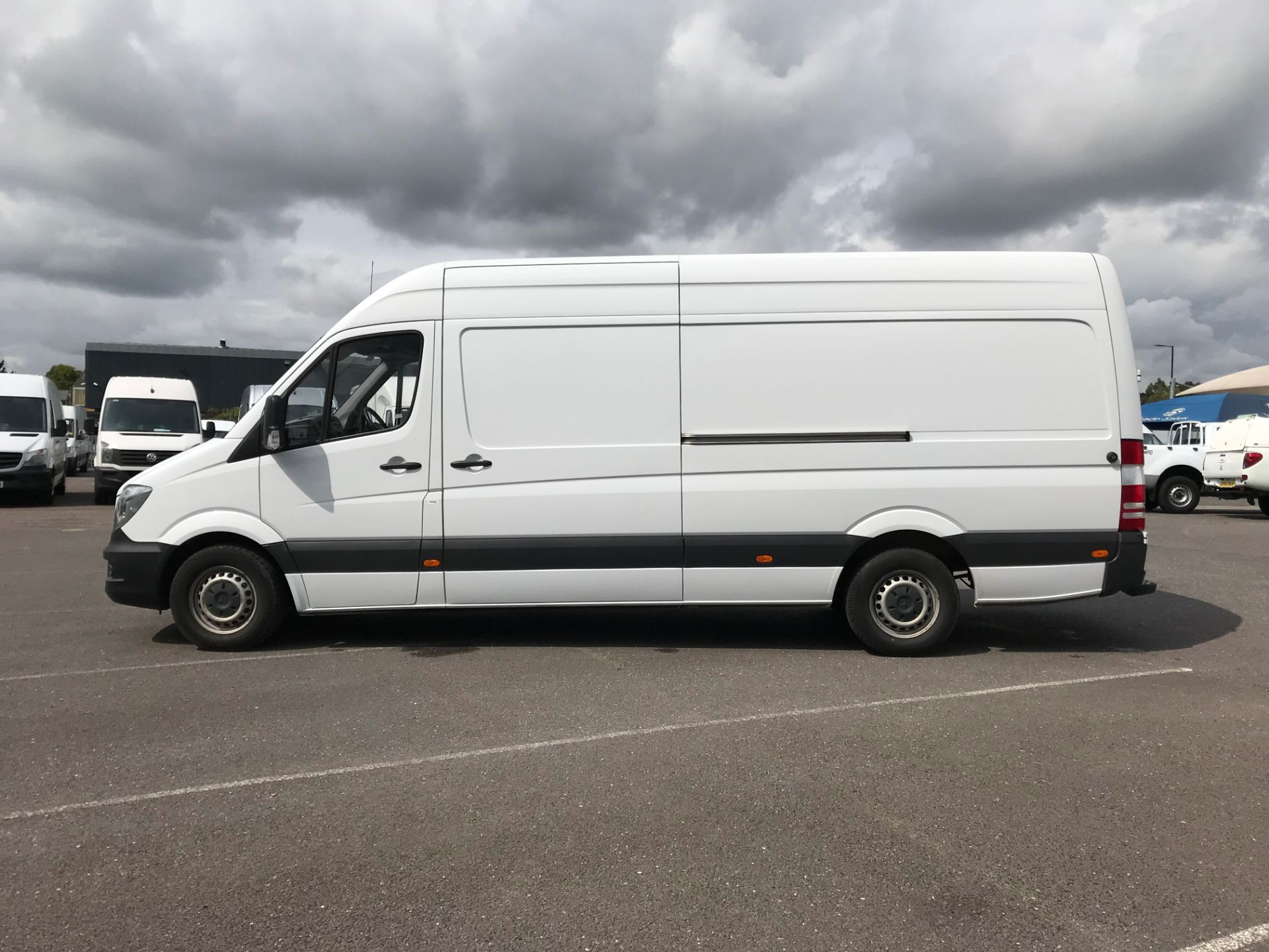 2017 Mercedes-Benz Sprinter  314 LWB H/R VAN EURO 6 *CONDITION REFLECTED IN PRICE* (KT17YLA) Image 9