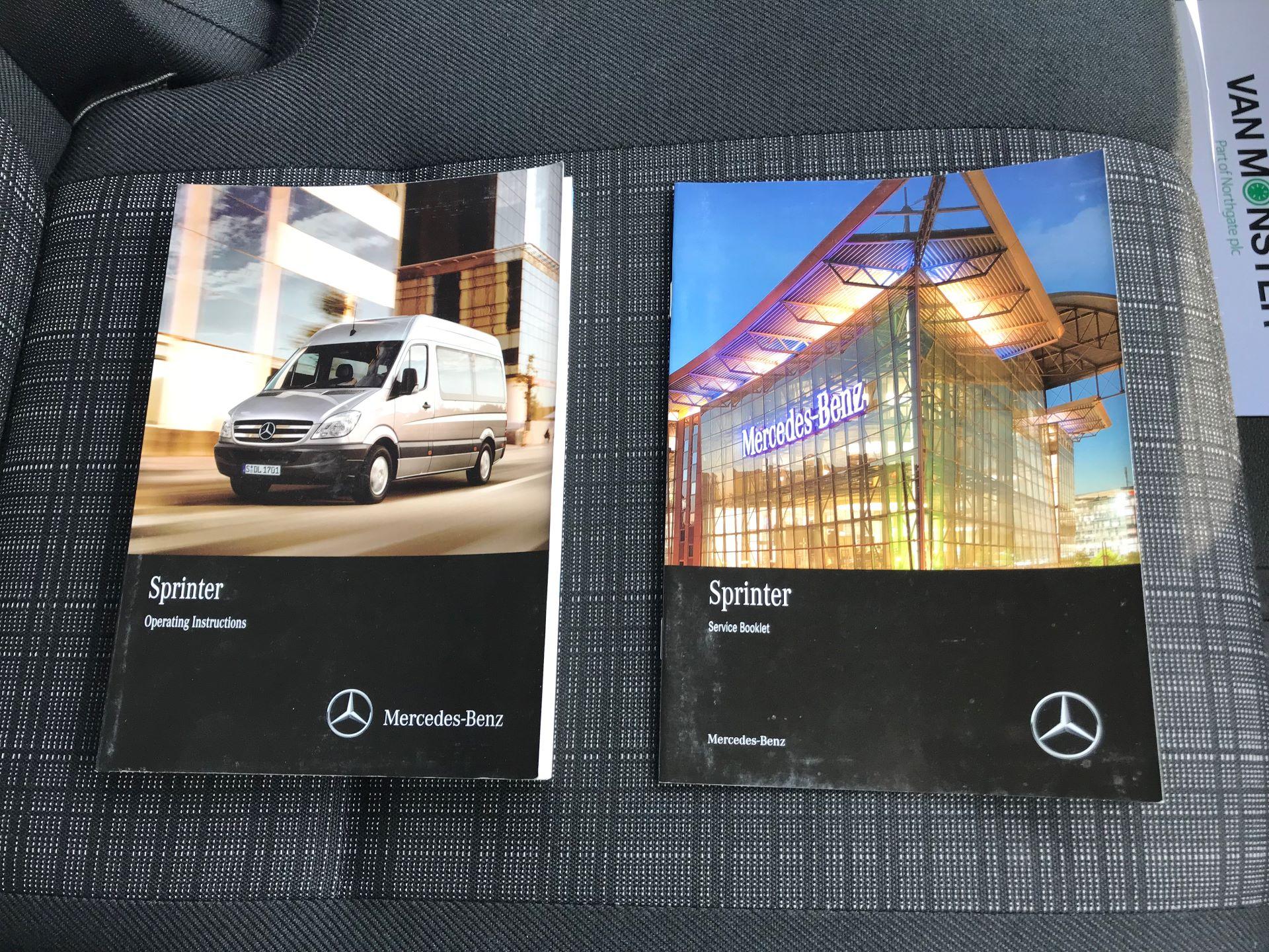 2017 Mercedes-Benz Sprinter 314 MWB H/R VAN EURO 6 (KT17YOL) Image 32