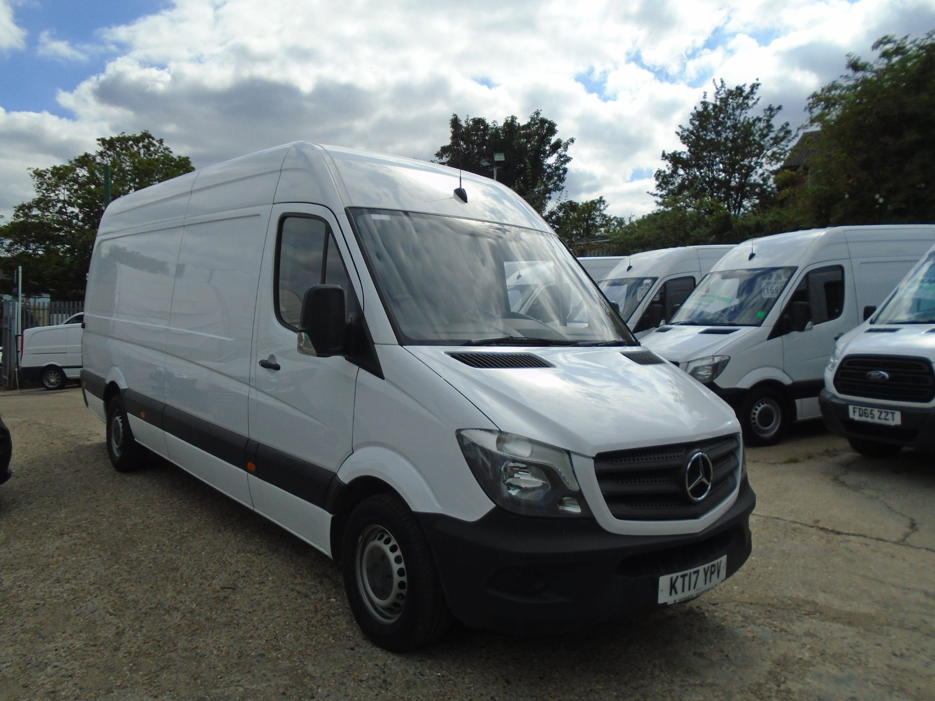 2017 Mercedes-Benz Sprinter 3.5T High Roof Van (KT17YPV)