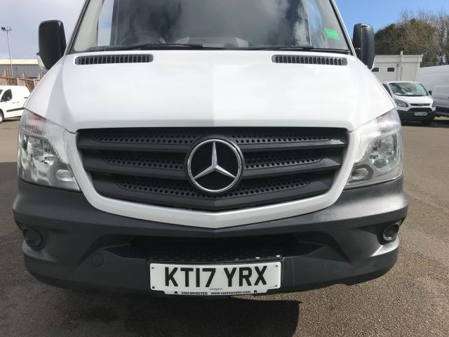 2017 Mercedes-Benz Sprinter 314 MWB H/R VAN EURO 6 (KT17YRX) Image 10