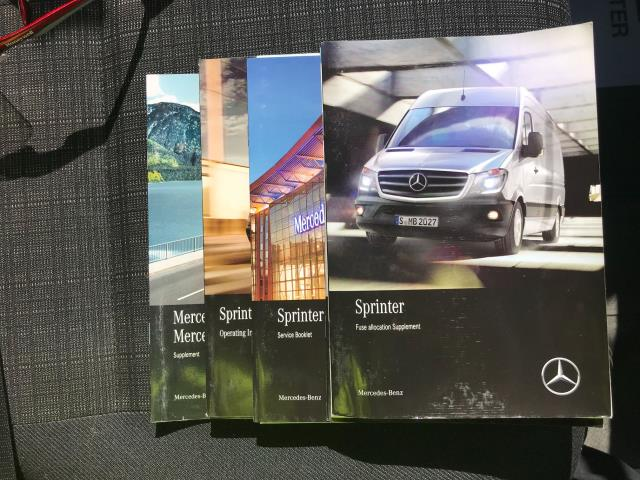 2017 Mercedes-Benz Sprinter 314 MWB H/R VAN EURO 6 (KT17YRX) Image 28