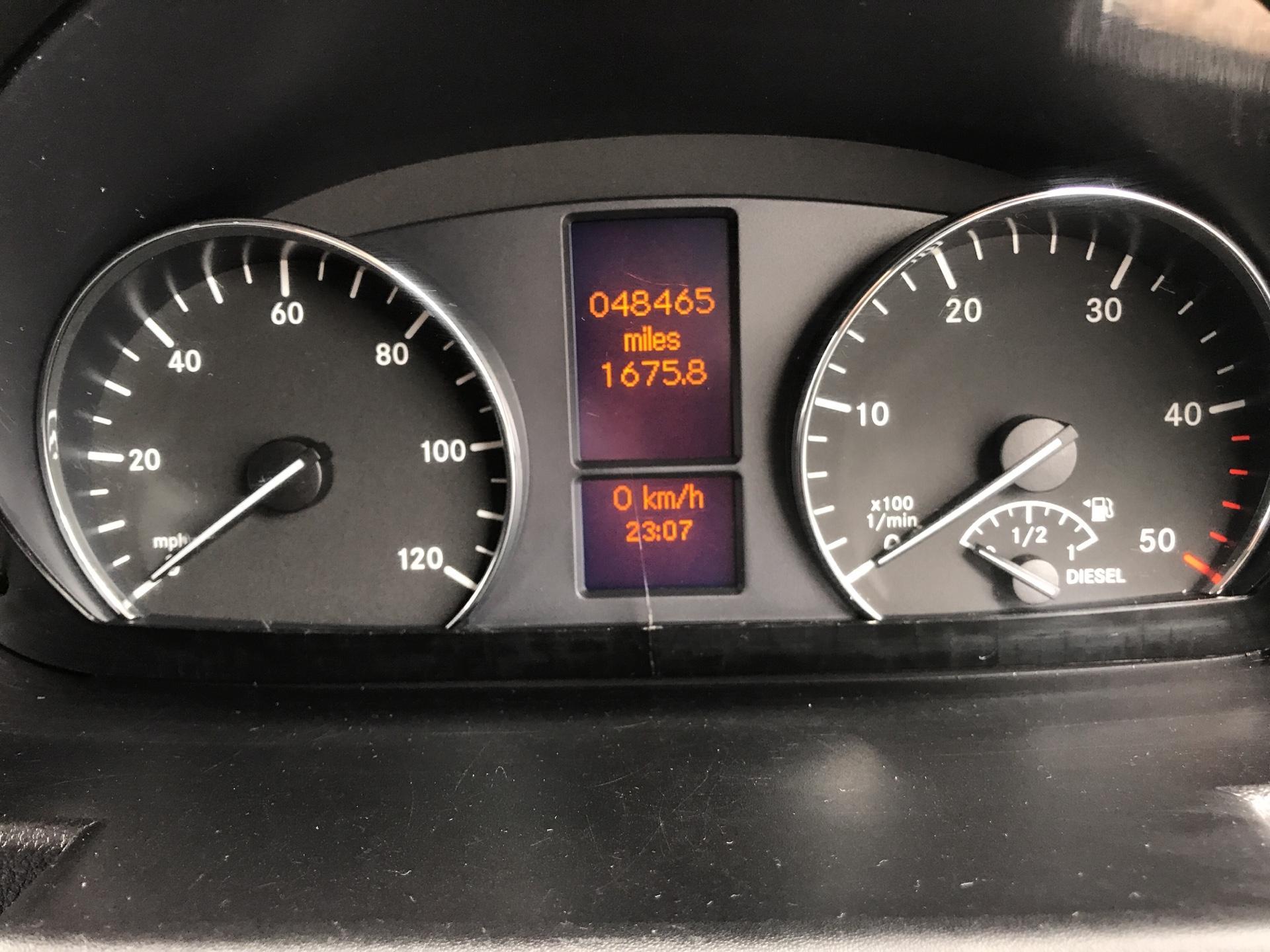 2017 Mercedes-Benz Sprinter 314 LWB H/R VAN EURO 6 (KT17YSC) Image 13