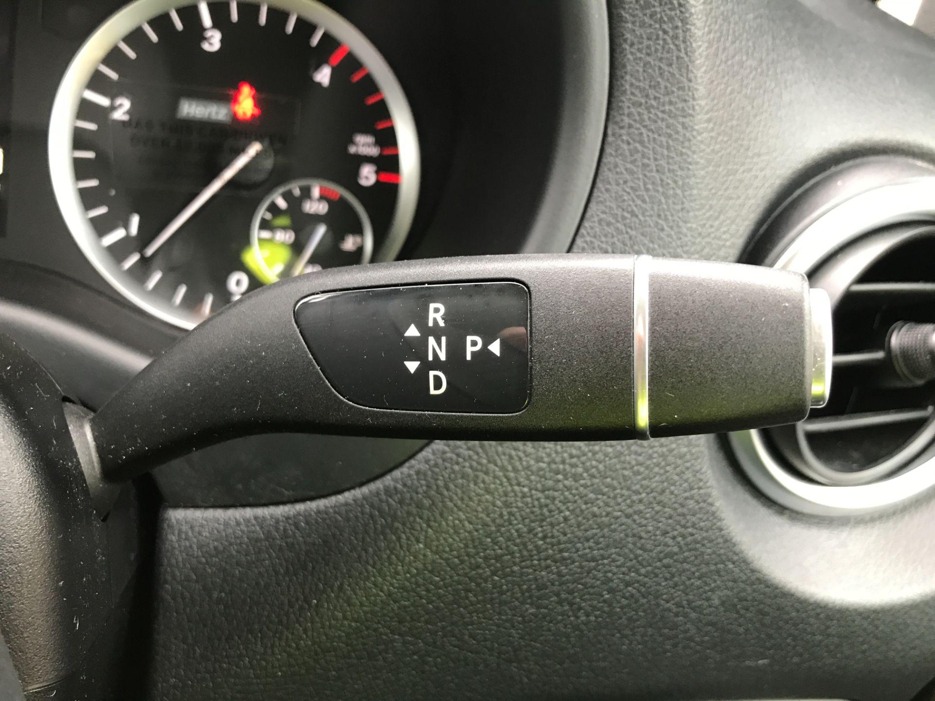 2018 Mercedes-Benz Vito 119CDI XLWB BLUETEC TOURER SELECT EURO 6 AUTOMATIC (KT18AEM) Image 28