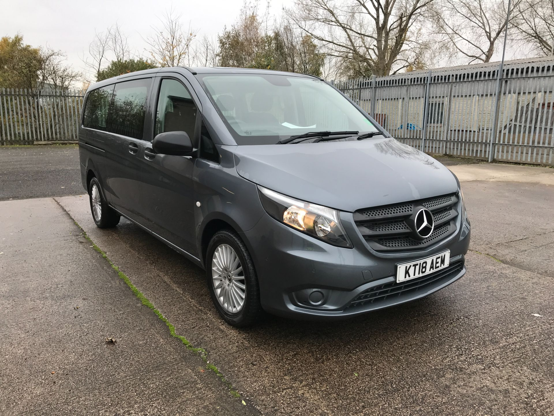 2018 Mercedes-Benz Vito 119CDI XLWB BLUETEC TOURER SELECT EURO 6 AUTOMATIC (KT18AEM)