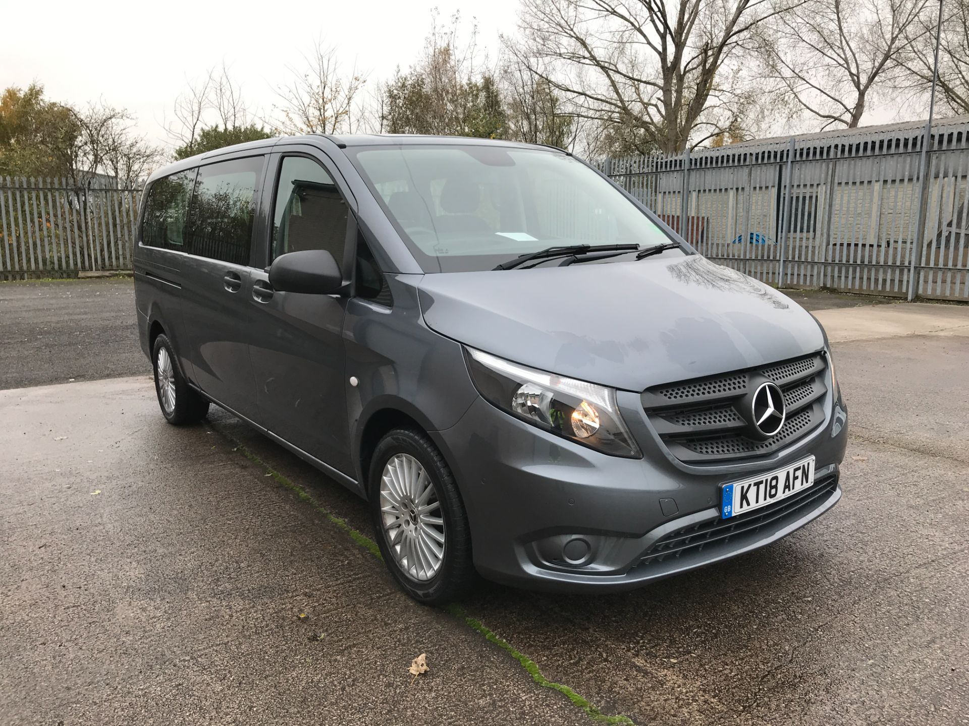 2018 Mercedes-Benz Vito 119CDI XLWB BLUETEC TOURER SELECT EURO 6 AUTOMATIC (KT18AFN)