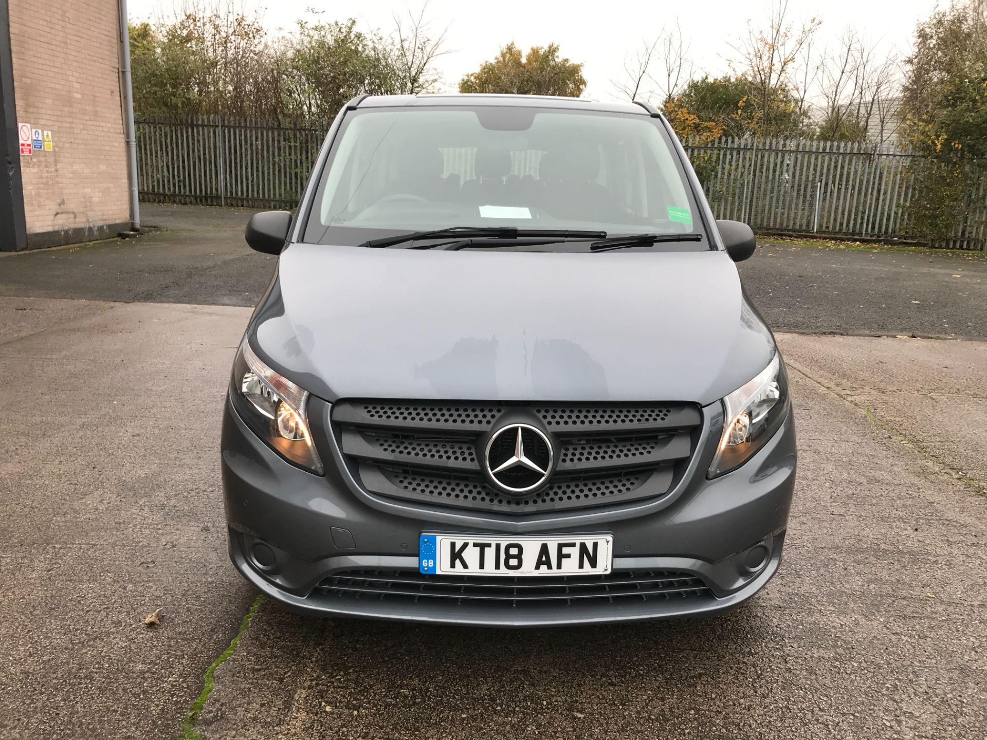 2018 Mercedes-Benz Vito 119CDI XLWB BLUETEC TOURER SELECT EURO 6 AUTOMATIC (KT18AFN) Image 13