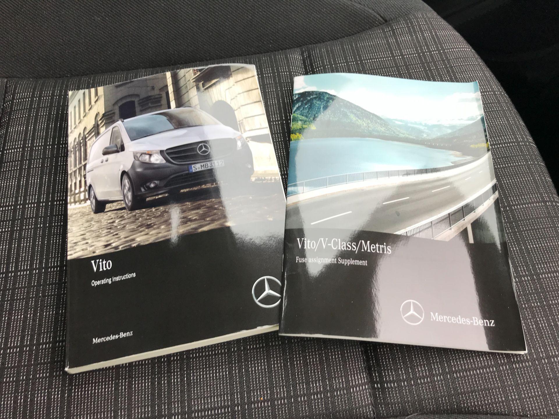 2018 Mercedes-Benz Vito 119CDI XLWB BLUETEC TOURER SELECT EURO 6 AUTOMATIC (KT18AFN) Image 33