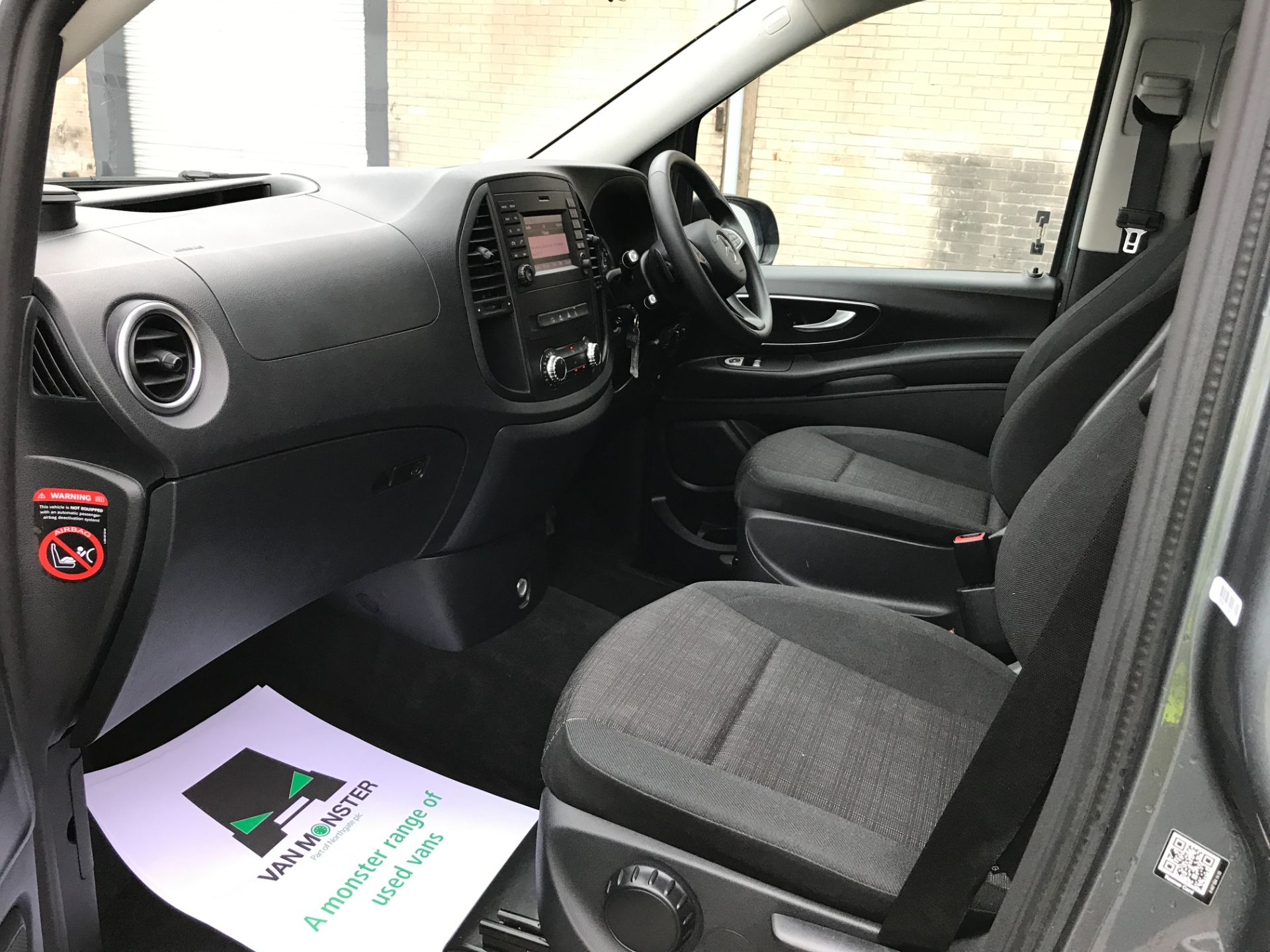 2018 Mercedes-Benz Vito 119CDI XLWB BLUETEC TOURER SELECT EURO 6 AUTOMATIC (KT18AFN) Image 11