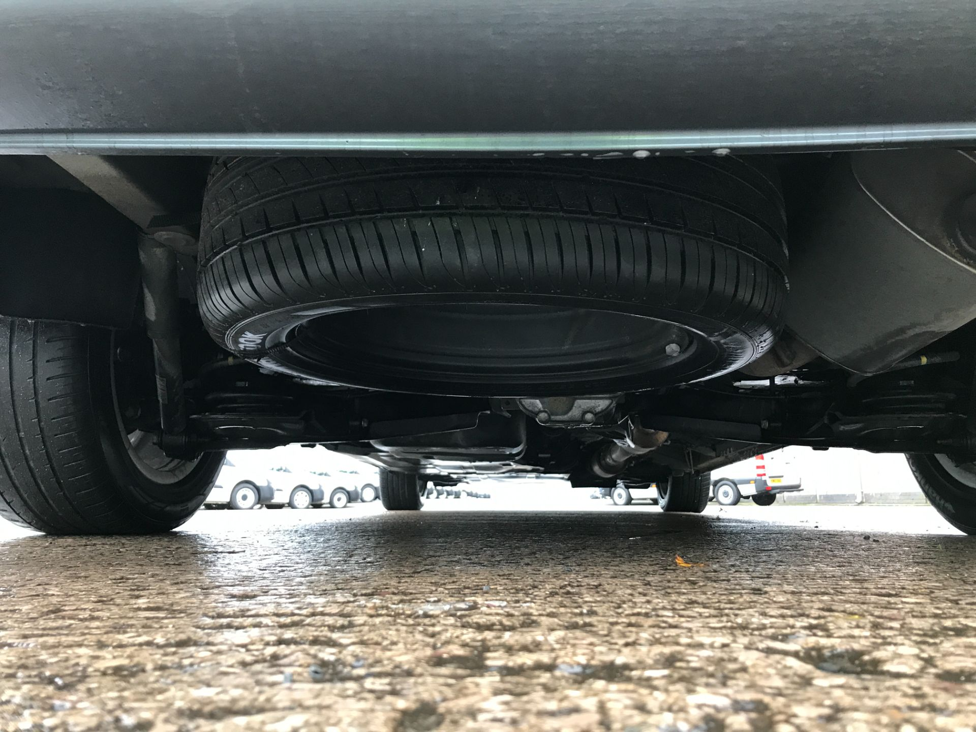 2018 Mercedes-Benz Vito 119CDI XLWB BLUETEC TOURER SELECT EURO 6 AUTOMATIC (KT18AFN) Image 19