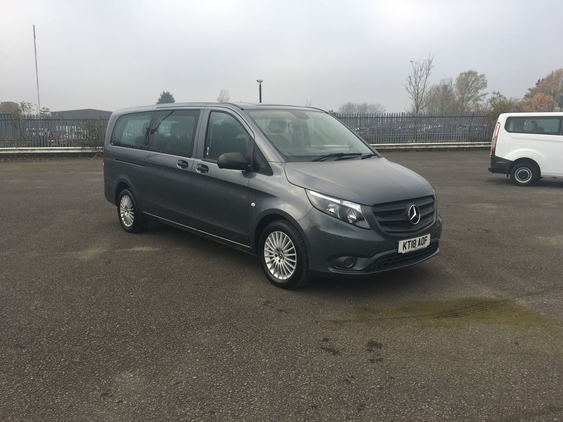 2018 Mercedes-Benz Vito 119 Bluetec Tourer Select (KT18AOF)