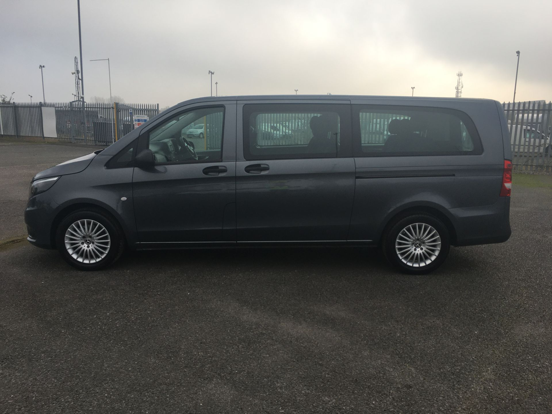2018 Mercedes-Benz Vito 119 Bluetec Tourer Select (KT18AOF) Image 7