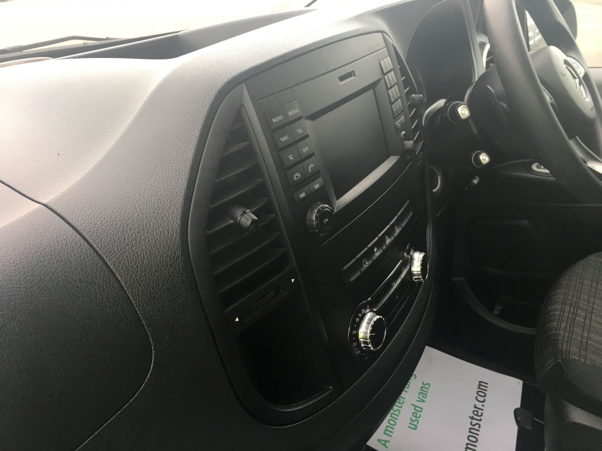 2018 Mercedes-Benz Vito 119 Bluetec Tourer Select (KT18AOP) Image 16