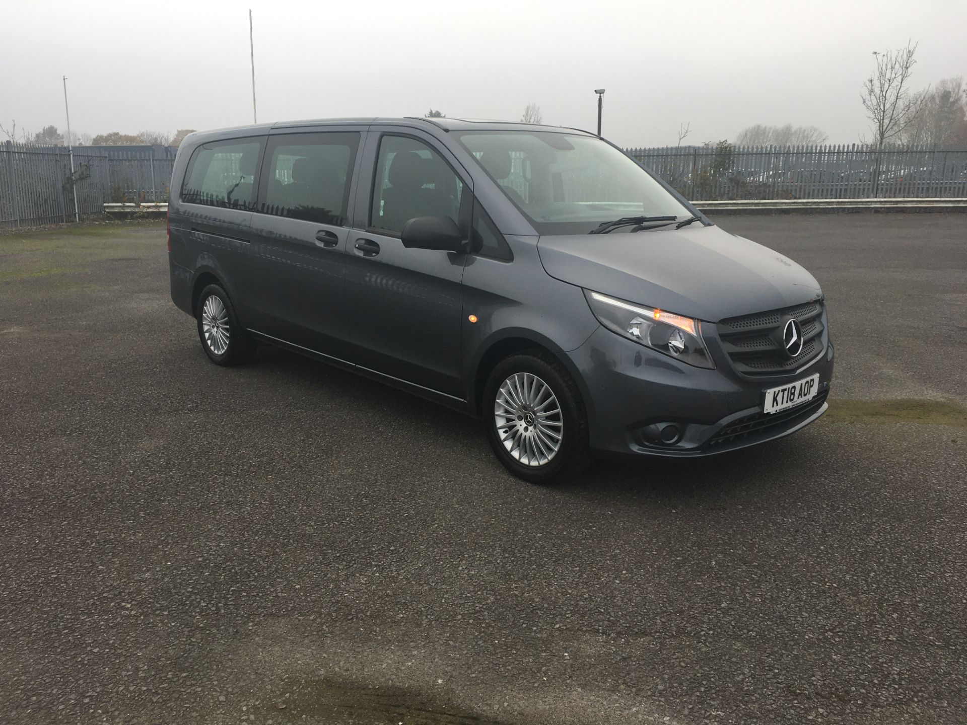 2018 Mercedes-Benz Vito 119 Bluetec Tourer Select (KT18AOP)