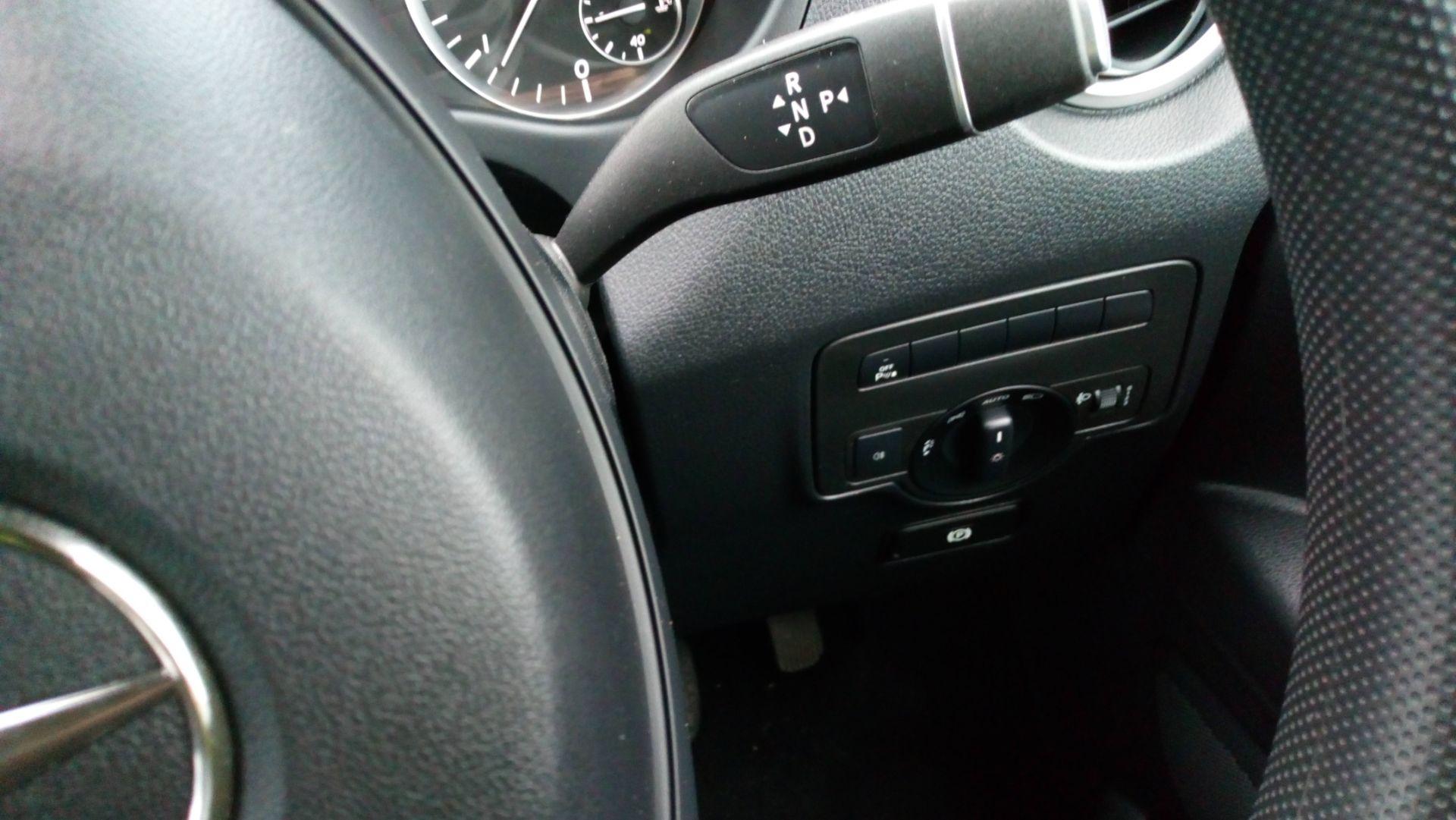 2018 Mercedes-Benz Vito 119 Bluetec Tourer Select (KT18PWZ) Image 19