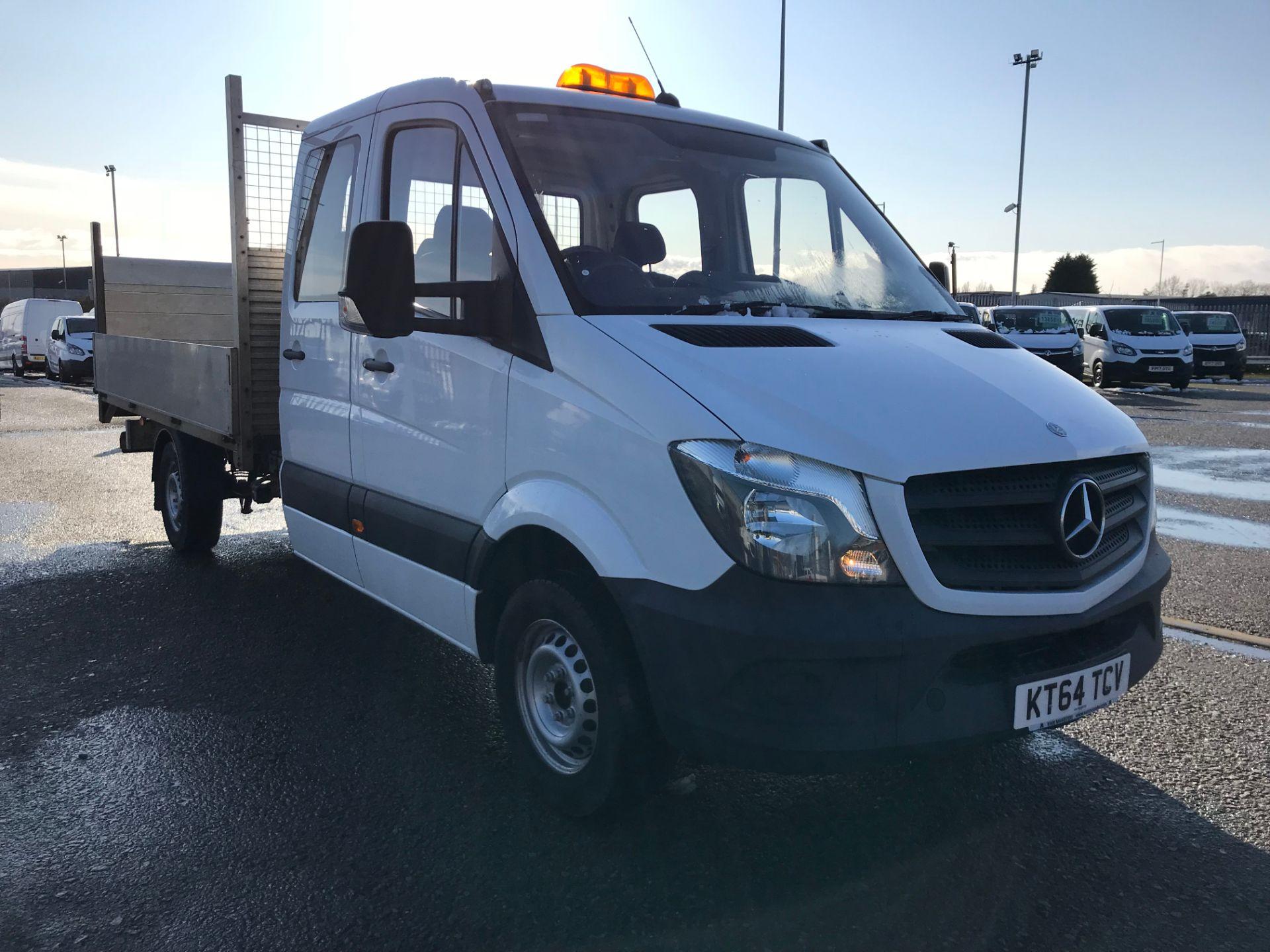 2015 Mercedes-Benz Sprinter 3.5T Crew Cab (KT64TCV)