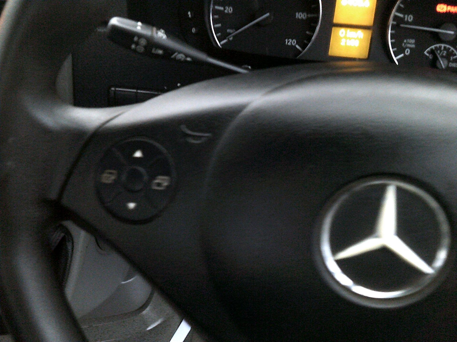 2017 Mercedes-Benz Sprinter 314 LWB DROP SIDE EURO 6 *SPEED RESTRICTED TO 70MPH* (KT66UVU) Image 15